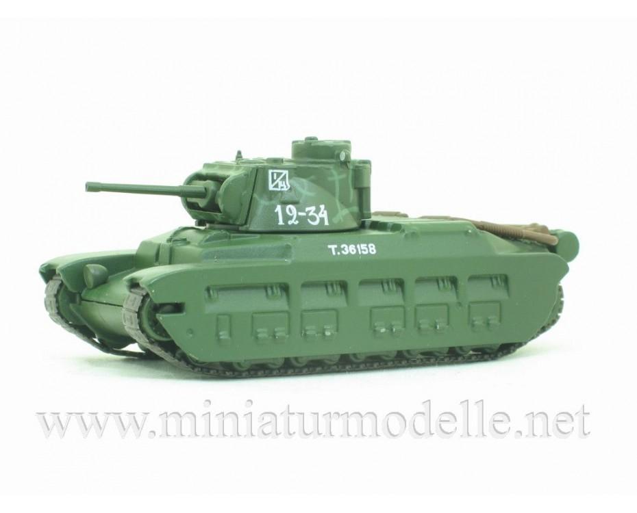 1:72 LKPz Leichter Kampfpanzer Matilda, Militär mit Zeitschrift #61