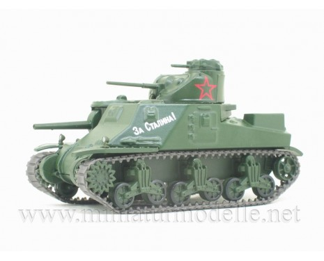 1:72 Medium tank M3 Lee, military  with magazine #62