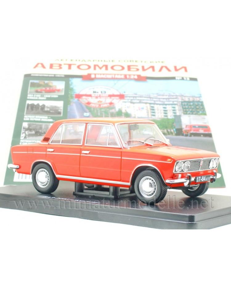 1:24 VAZ 2103 Lada mit Zeitschrift #13