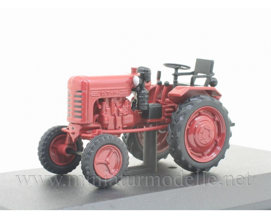 1:43 DT 14 Tractor with magazine #89