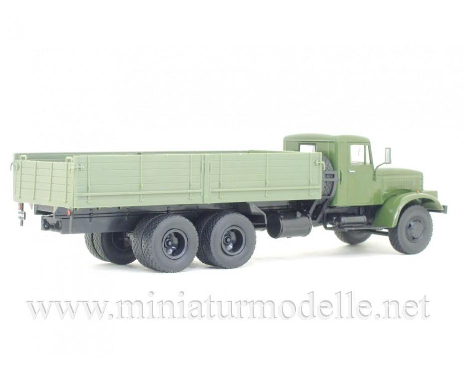 1:43 KRAZ 257 B1 load platform military with magazine #30