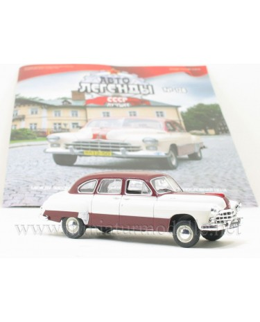 1:43 GAZ 12 ZIM with magazine #128