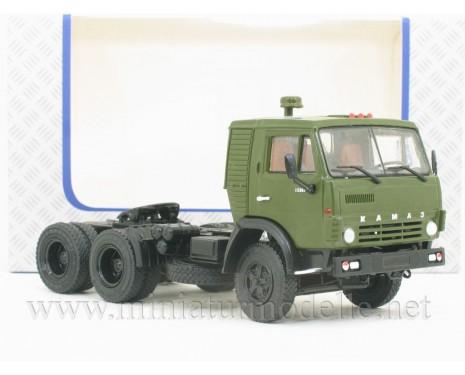 1:43 KAMAZ 54112 tractor unit, military