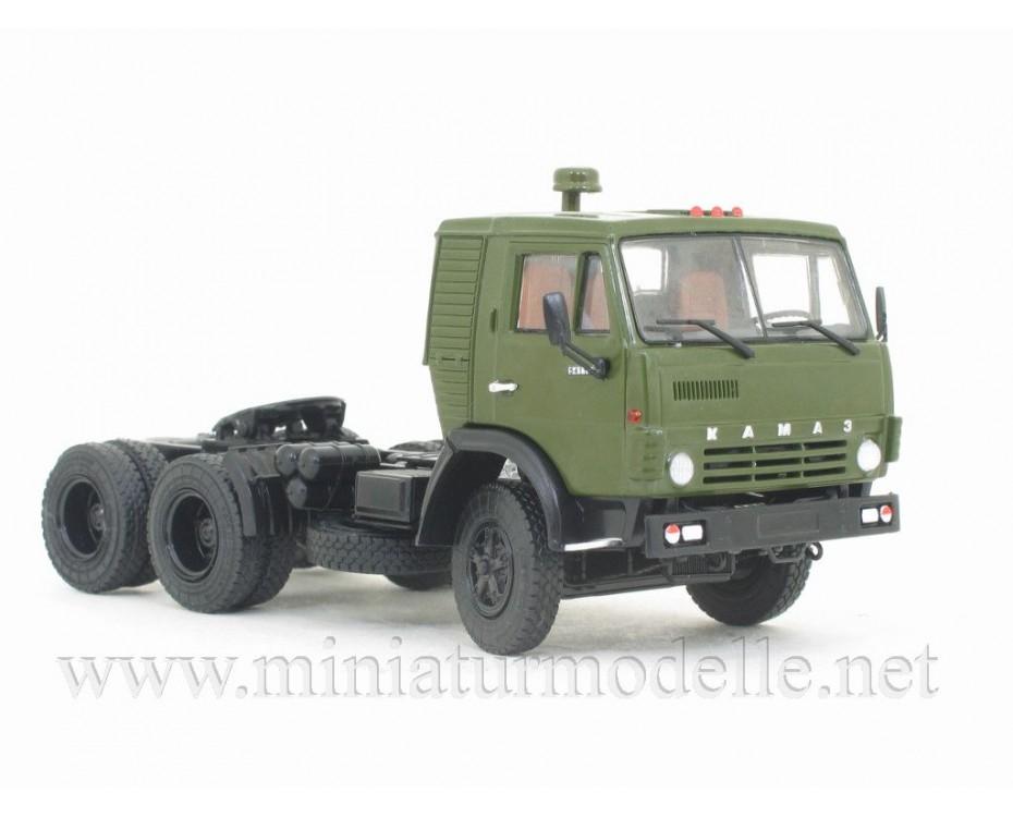 1:43 KAMAZ 54112 Solozugmaschine, Militär