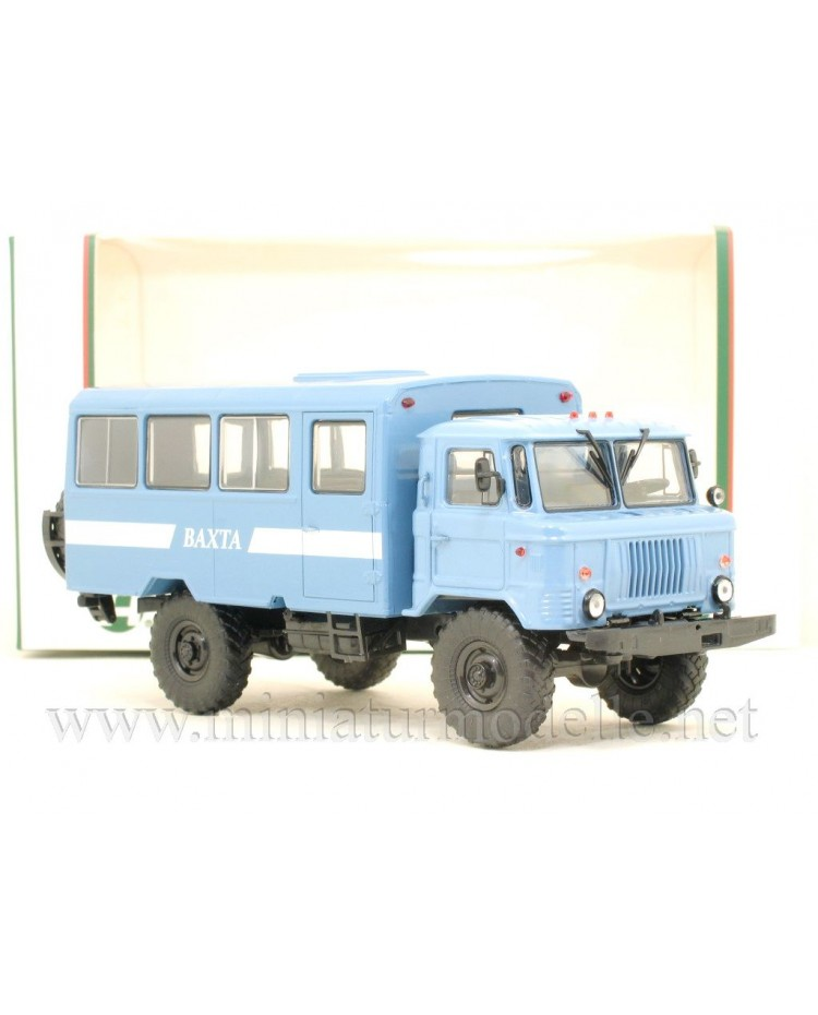 "1:43 GAZ 66 Koffer NZAS-3964 ""Vahta"""