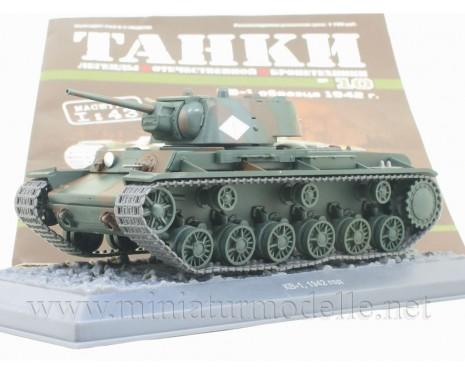 1:43 KV 1 1942 Tank with magazine #10