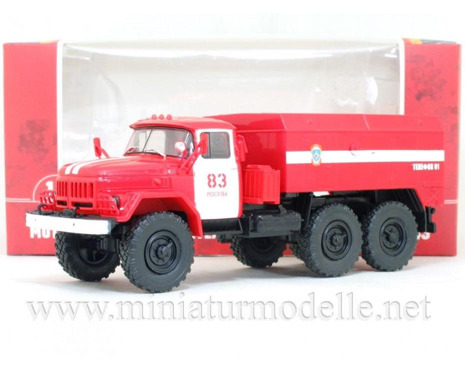 1:43 ZIL 131 Motorvorwärmer UMP 350, Feuerwehr