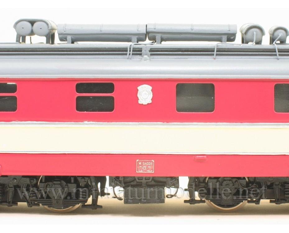 1:87 H0 Elektrolokomotive ChS 2 #606, SZD, 4 Epoche, Kleinserien