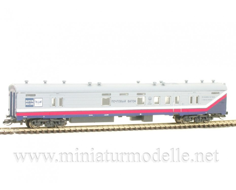 1:120 TT 72514 Post van of the RZD, 6 era