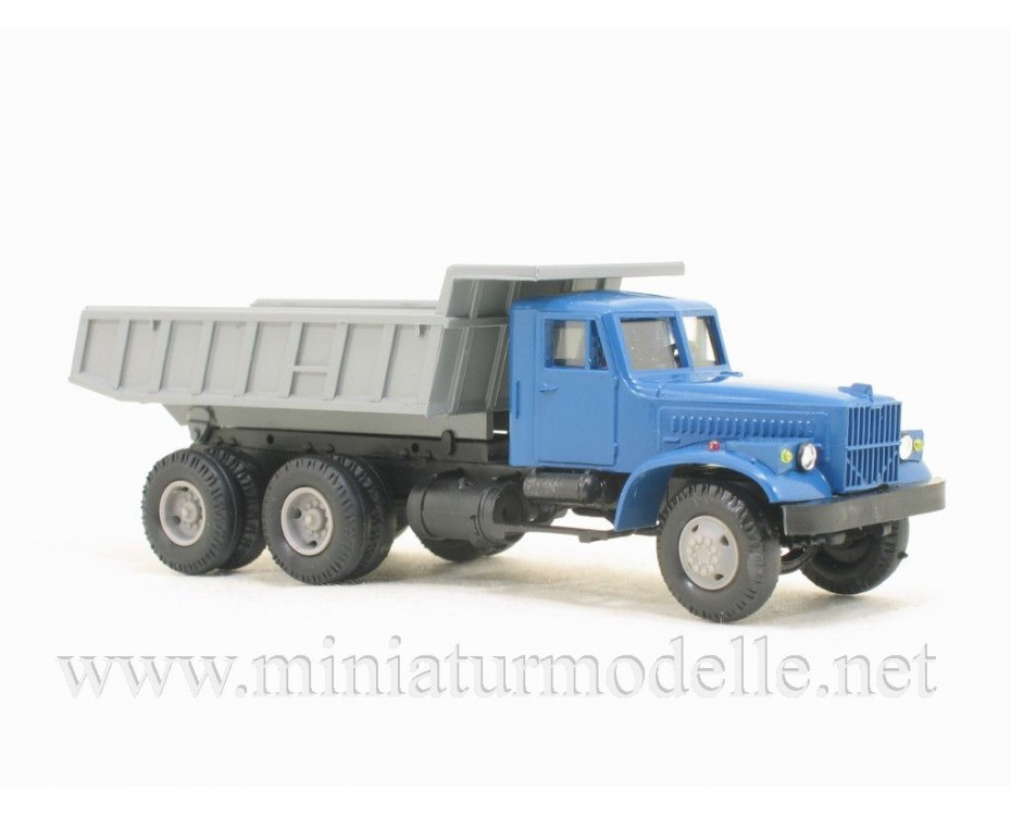 H0 1:87 KRAZ 256 B Wismut Kipper, civil