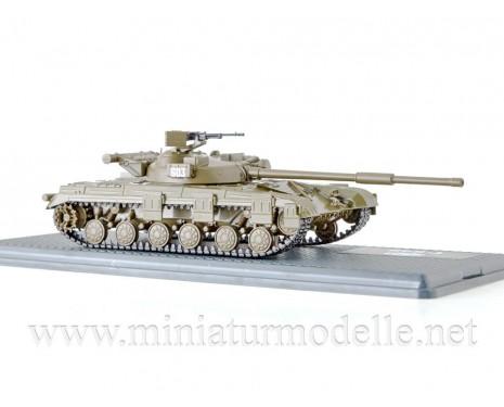 1:43 T-64B Tank, military