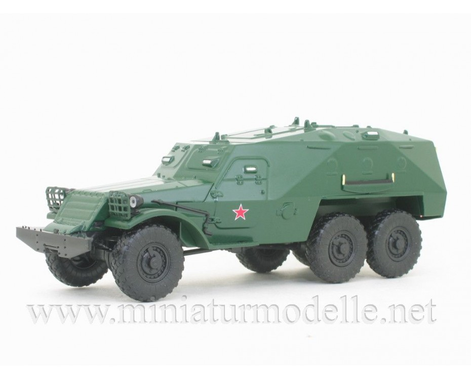 1:43 BTR 152 K armored personnel carrier, military