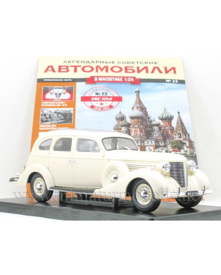 1:24 ZIS 101 A Limousine mit Zeitschrift #23