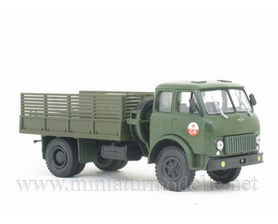 1:43 MAZ 500 V Pritsche Plane, Militär