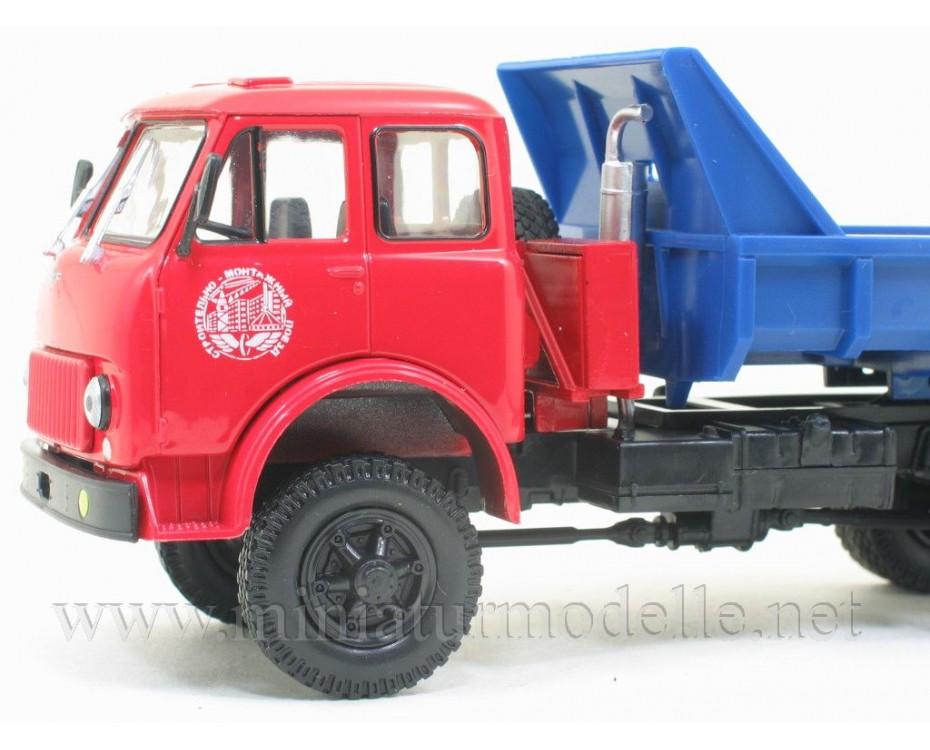 1:43 MAZ 507 Allrad Kipper (1963)