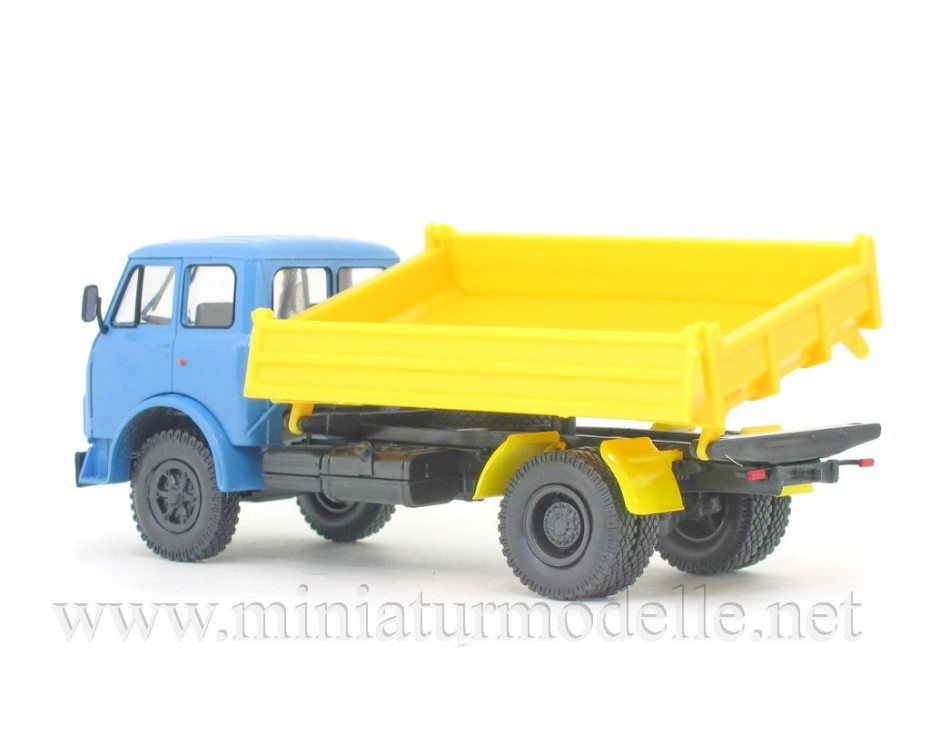 1:43 MAZ 5111 multi-directional dump truck
