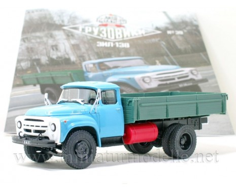 1:43 ZIL 138 load platform with magazine #39