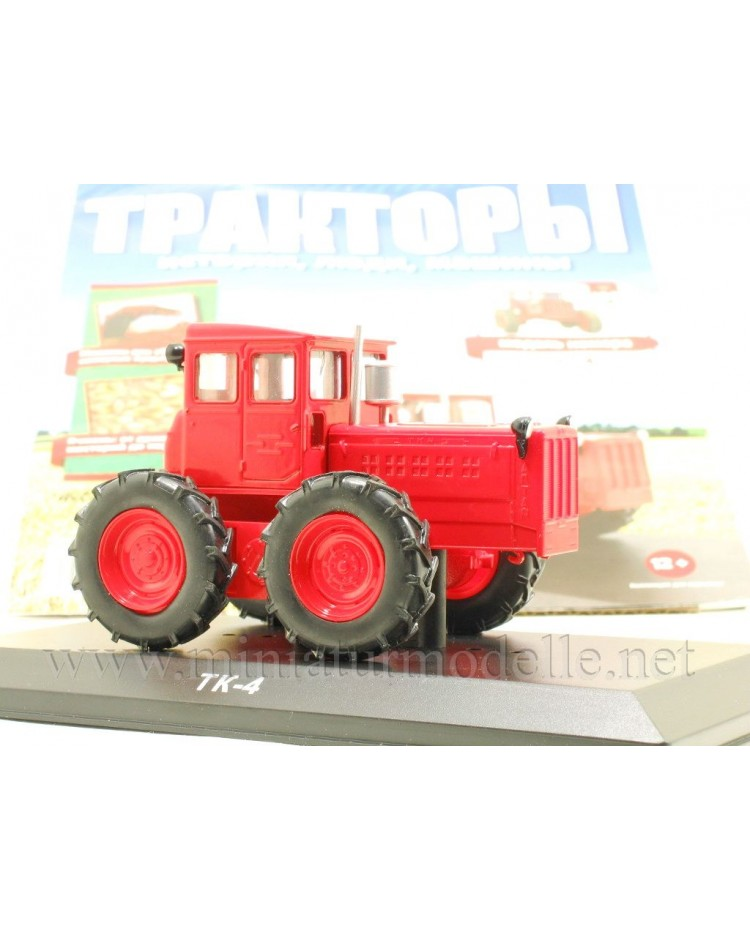 1:43 TK 4 Tractor with magazine #100