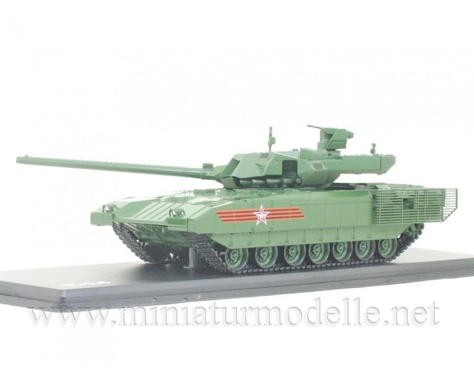 1:43 T-14 Armata Kampfpanzer mit Zeitschrift #3