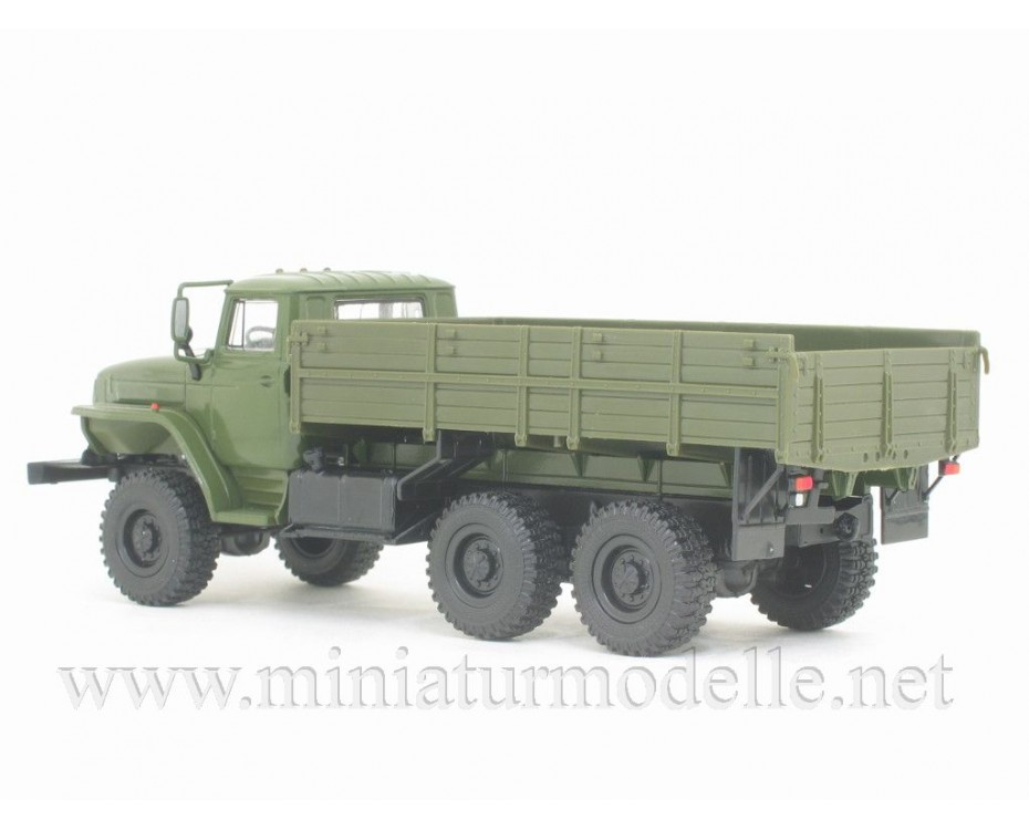 1:43 URAL 43202 load platform (tire O-47A), military