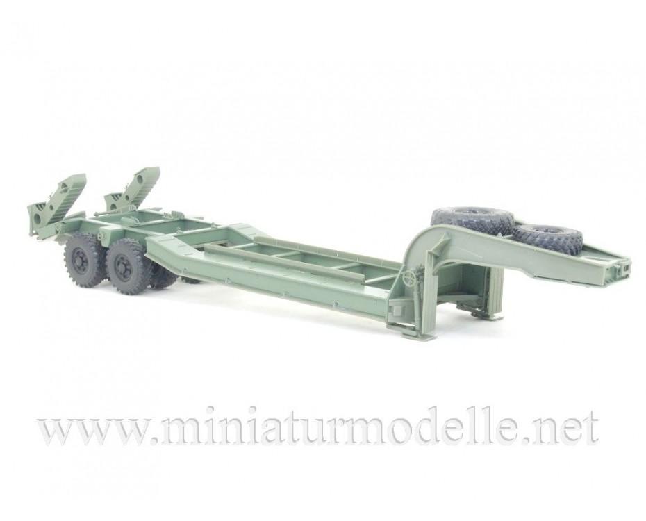 1:43 ChMZAP 5247 G semitrailer military