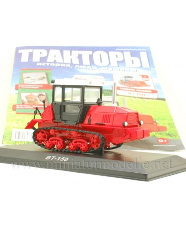 1:43 VT 150 Crawler tractor with magazine #104