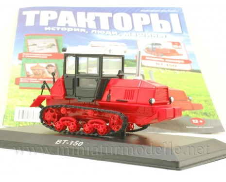 1:43 VT 150 Crawler tractor with magazine #104