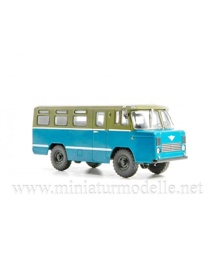 1:43 38 AS Bus with magazine #27