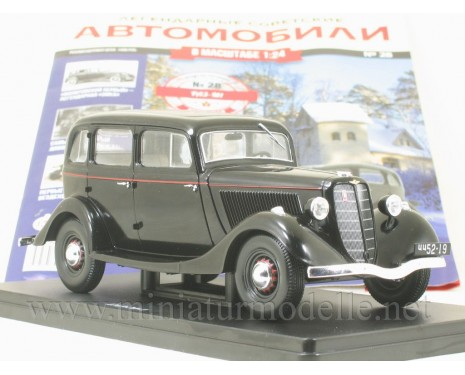 1:24 GAZ M1 with magazine #28
