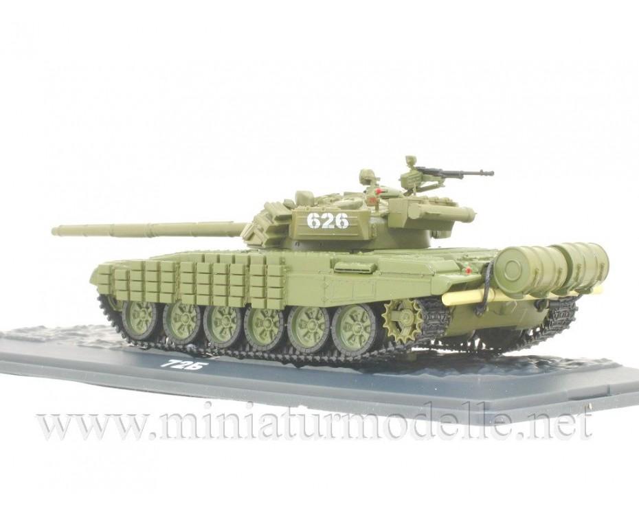 1:43 T 72 B sowjetischer Kampfpanzer mit Zeitschrift #8