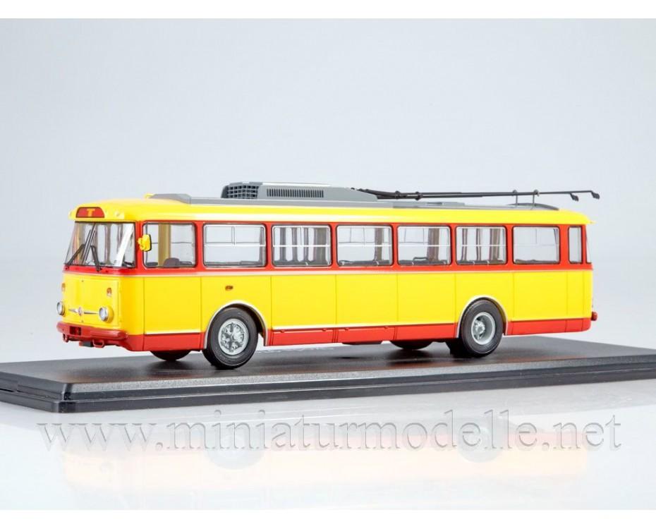 1:43 Skoda 9TR Trolleybus, SSM4041, Start Scale Models - SSM by www.miniaturmodelle.net