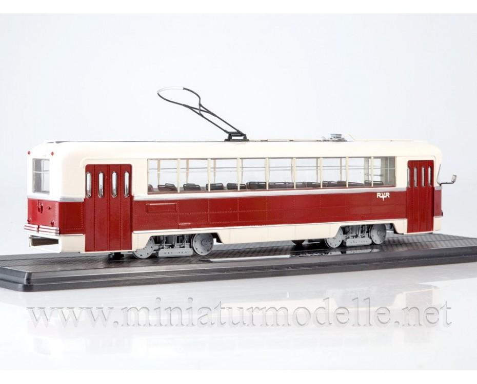 1:43 RVZ 6M2 Tram