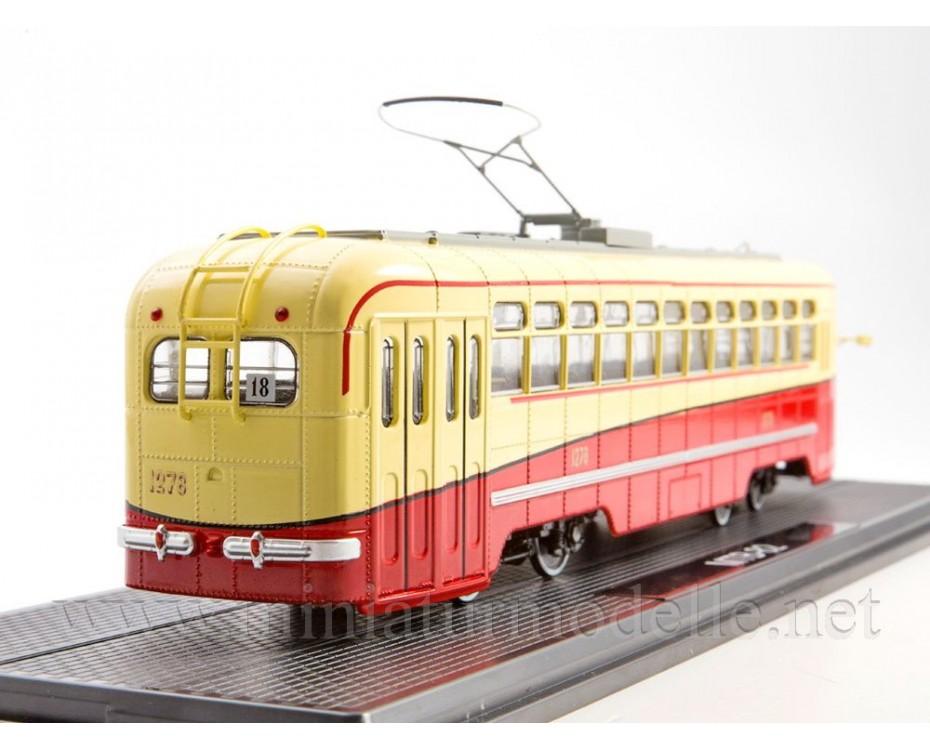 1:43 MTV 82 Tram, SSM4058, Start Scale Models - SSM by www.miniaturmodelle.net