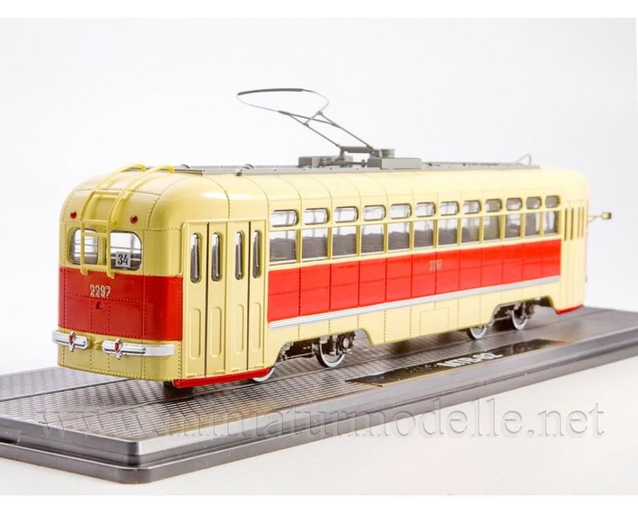 1:43 MTV 82 Tram, SSM4059, Start Scale Models - SSM by www.miniaturmodelle.net