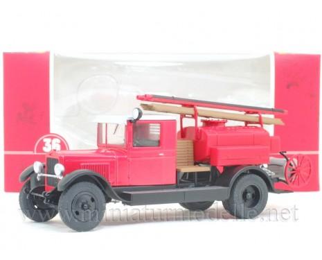 1:43 ZIS 5 fire engine PMZ 2