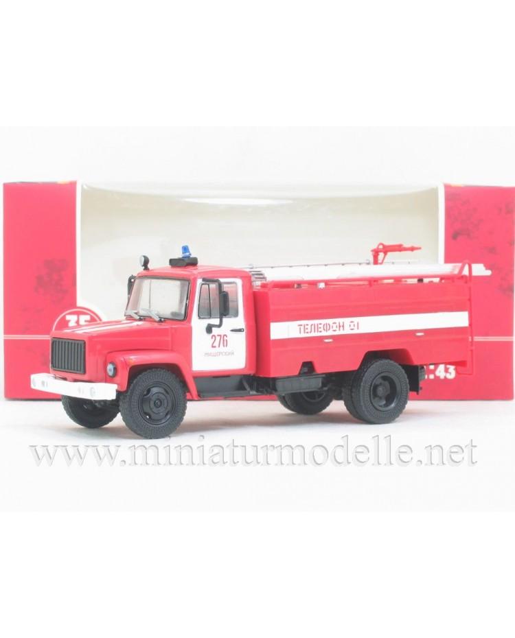 1:43 GAZ 3307 fire engine AC 30 226