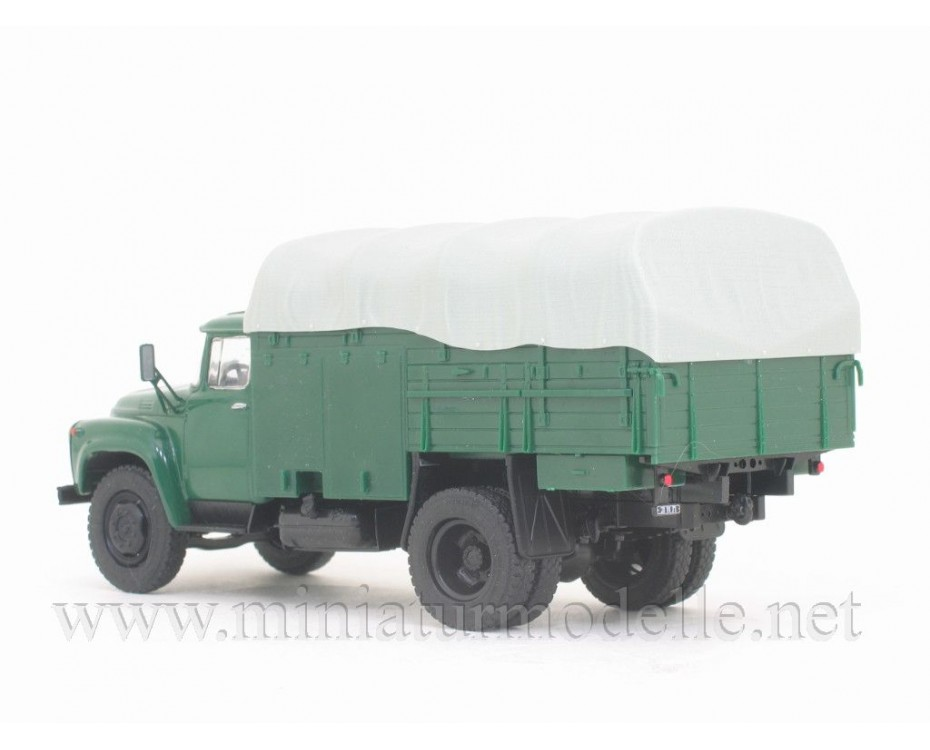 1:43 ZIL-130 Aircraft fuel pump truck PSG-160 military with magazine #47