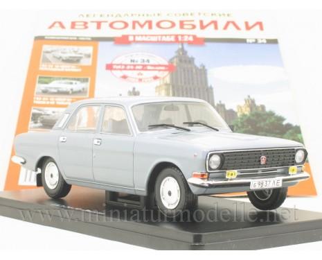 1:24 GAZ-24-10 Volga with magazine #34