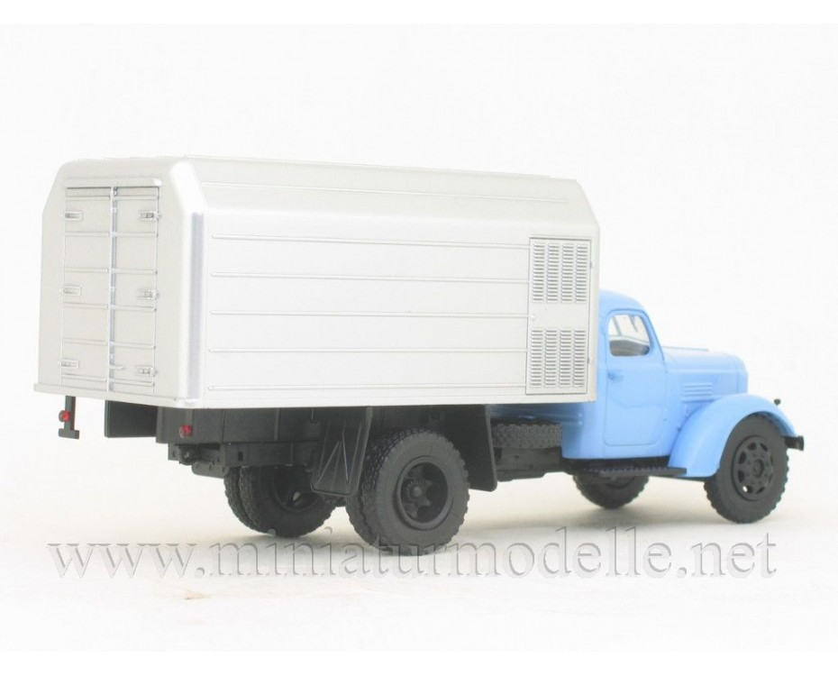 1:43 ZIL 164 LuMZ-890 refrigerated with magazine #49
