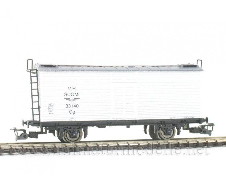 1:120 TT 3944 Refrigerator car of the VR Suomi livery, era 3