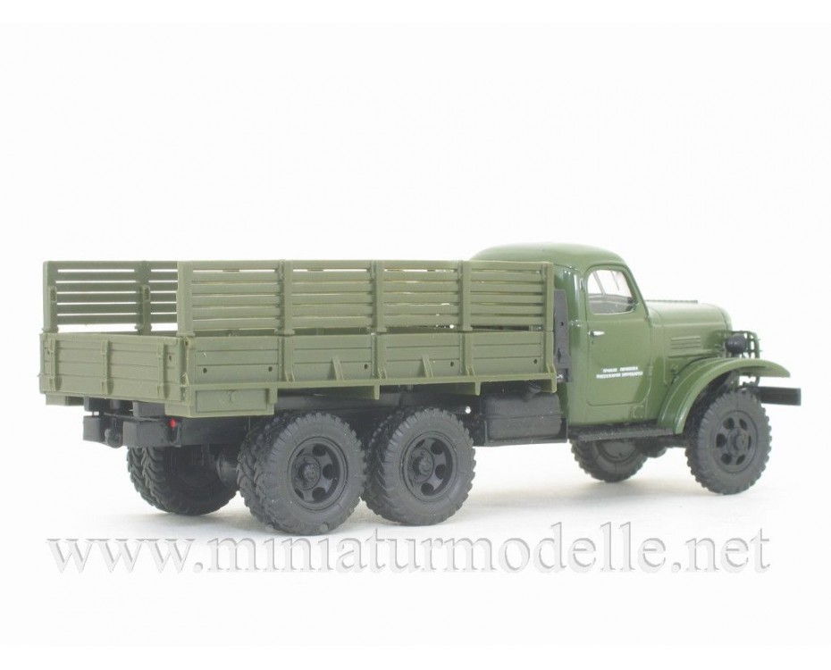 1:43 ZIS-151 load platform, military