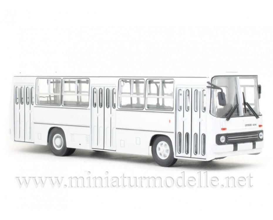 1:43 IKARUS-260 bus white