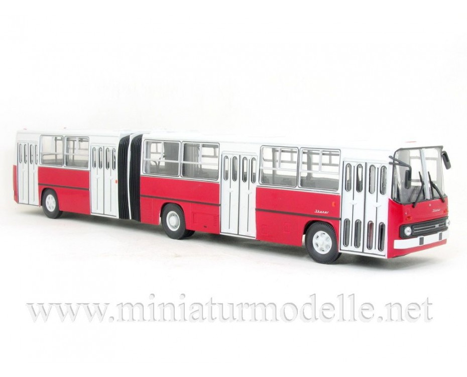1:43 IKARUS-280.33 bus white - red
