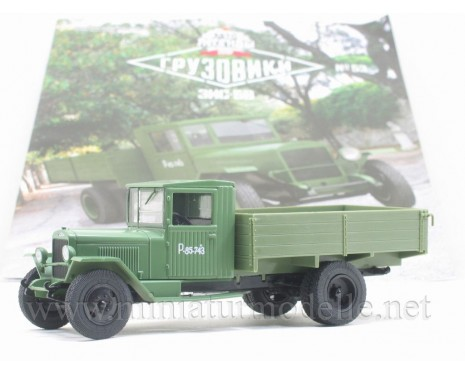 1:43 ZIS-5V load platform military with magazine #53
