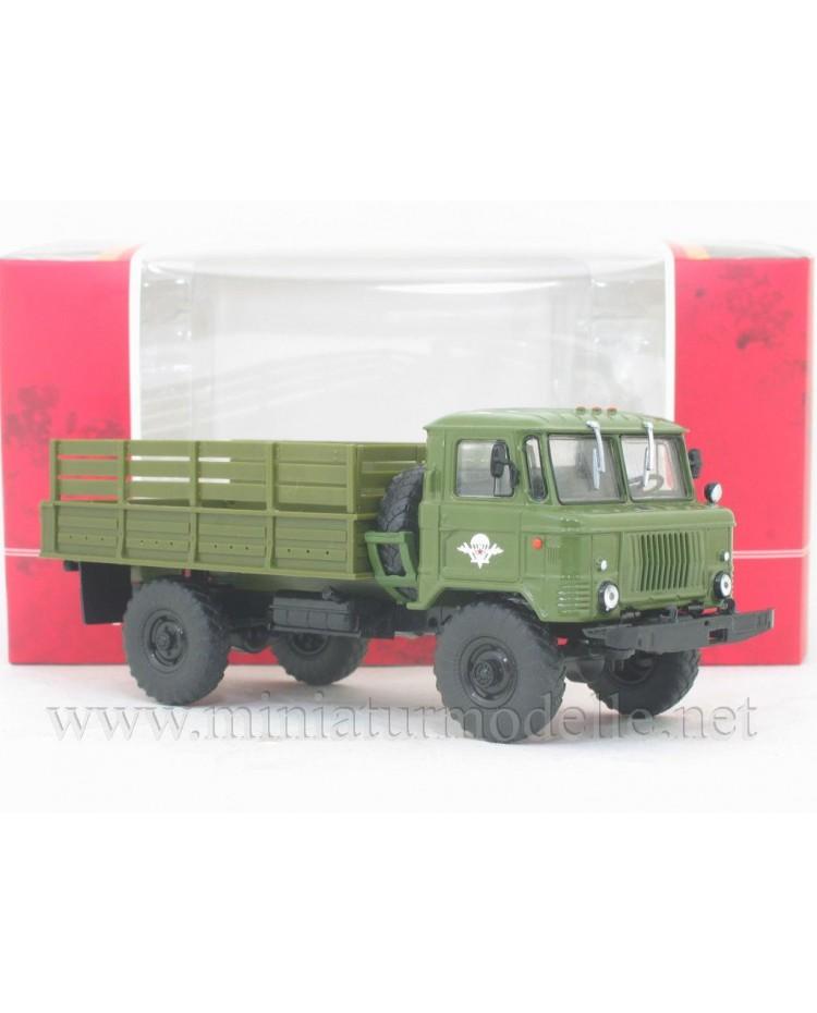 1:43 GAZ-66 Load platform, military
