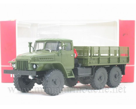 1:43 URAL-375D Load platform, military