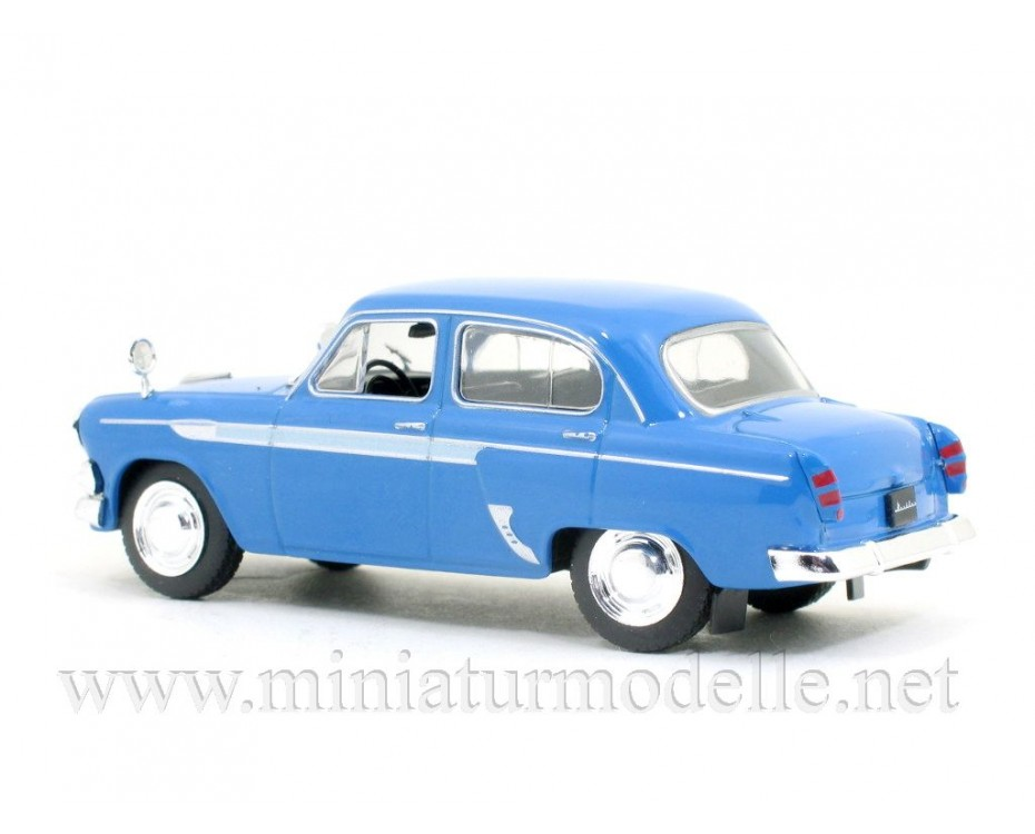 1:43 Moskvitch 403IE with magazine #263