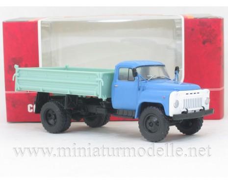 1:43 GAZ-SAZ-3507 dump