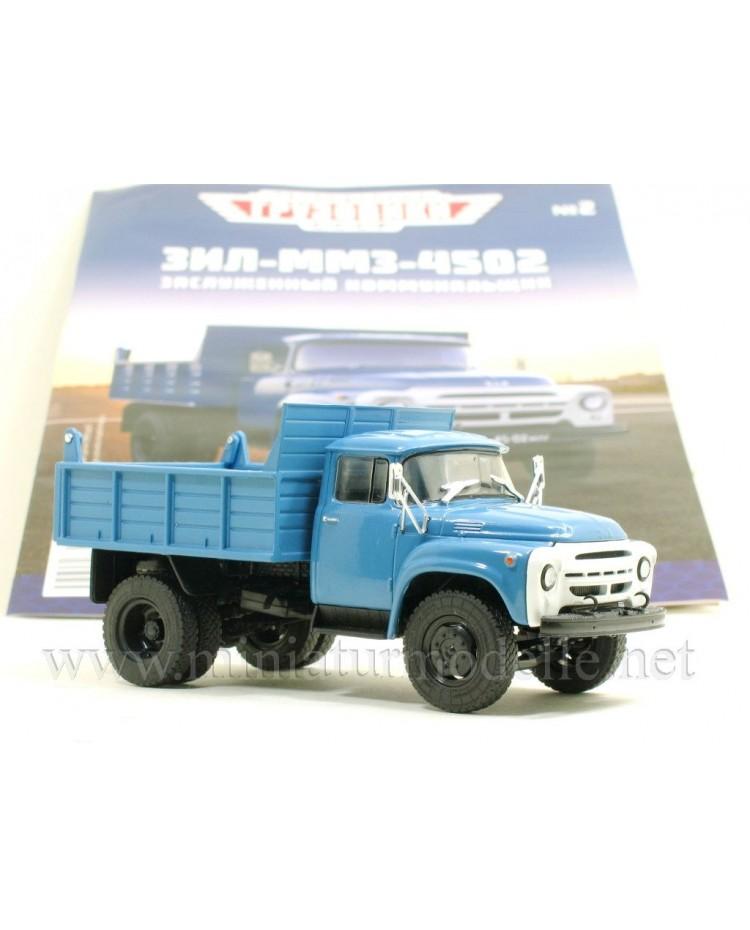 1:43 ZIL 130 MMZ-4502 dump with magazine #2