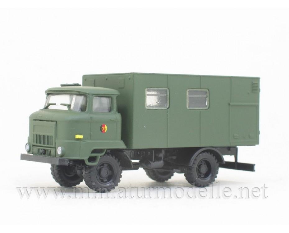 H0 1:87 IFA L 60 maintenance workshop typ1 NVA, military